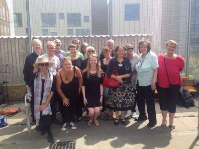 Community Choir: Poplar Singers