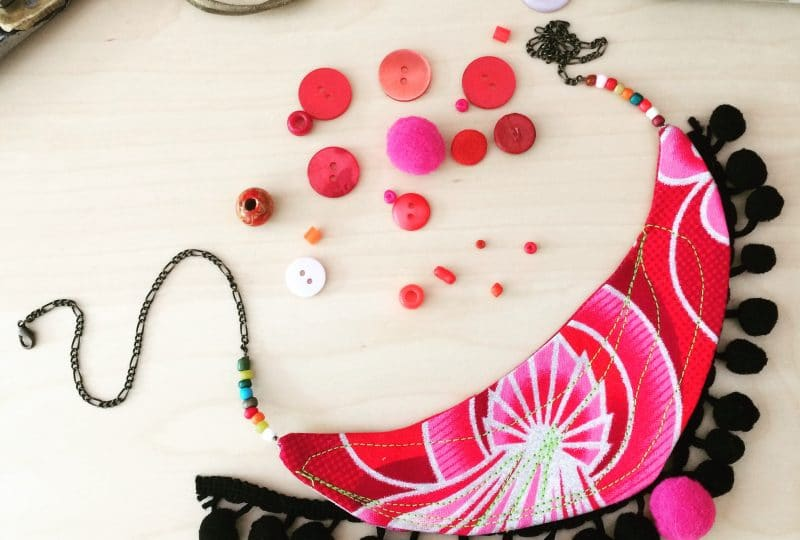Textiles, Crafts & Upcycling: Jewellery Making