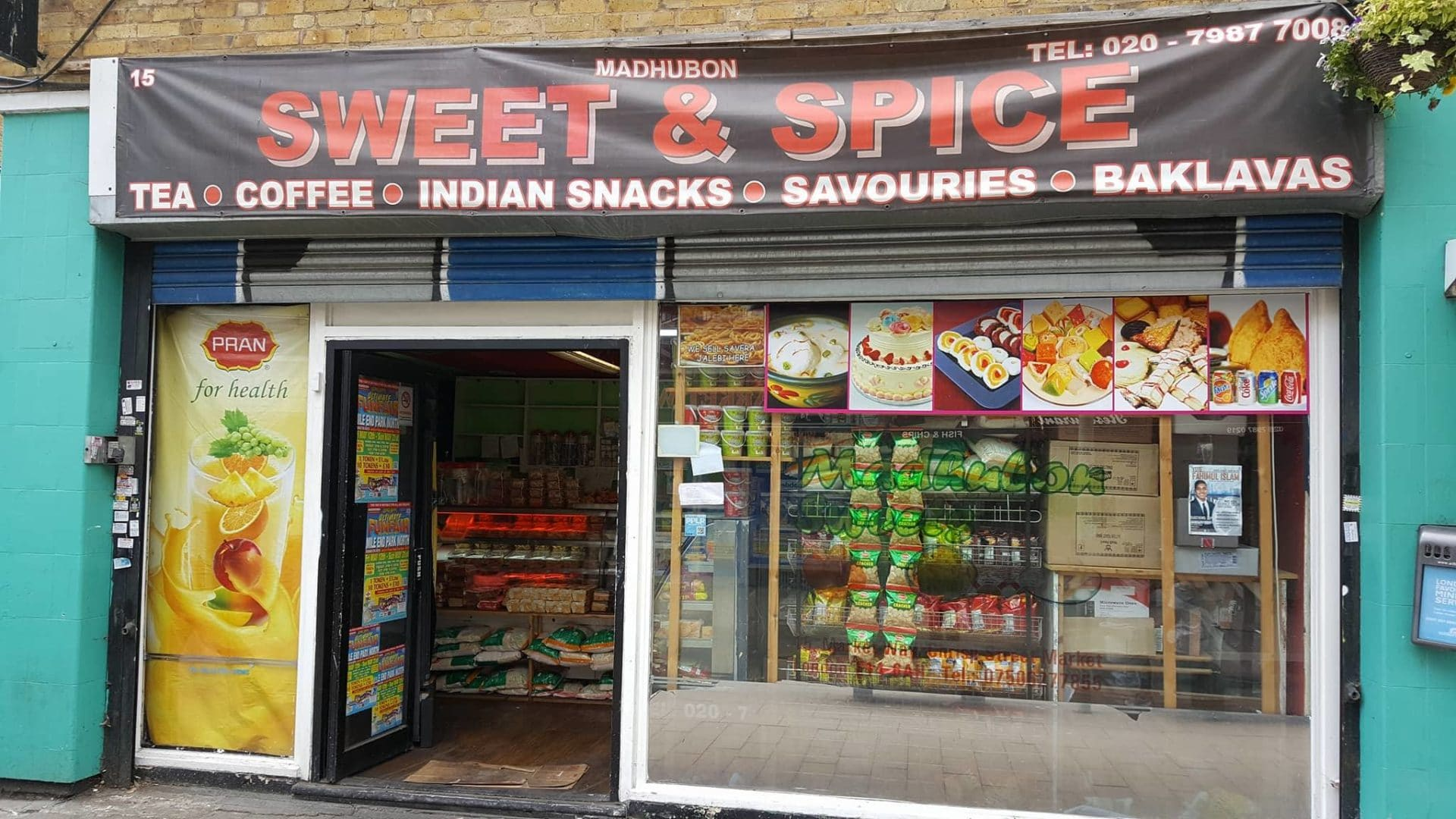 Madhubon Sweets