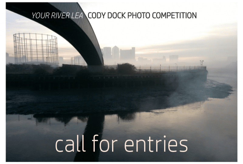 Your River Lea Cody Dock Photo Competition