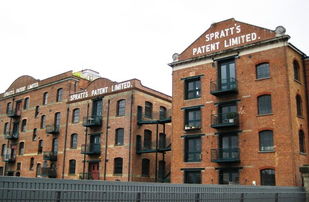 The Spratt's Factory