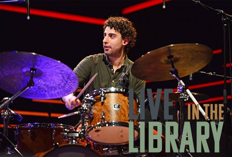 Live in the Library presents: Simon Roth + Guests