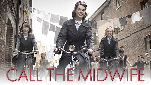 PPLR's Claim to Fame – Call the Midwife