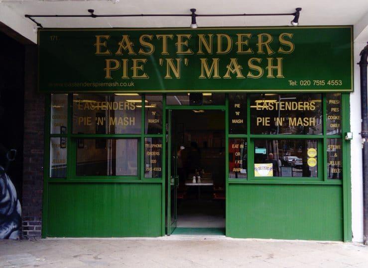 Eastenders Pie'N'Mash