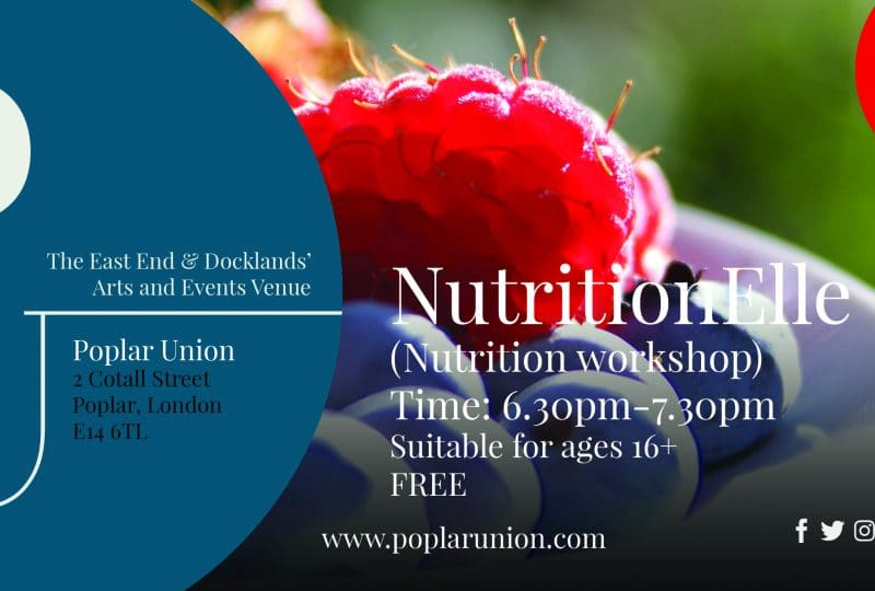NutritionElle – Food Workshop