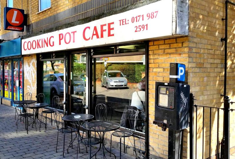 Cooking Pot Cafe