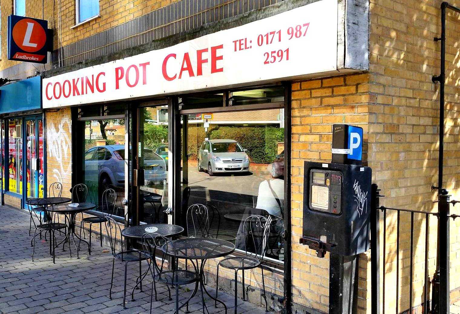 Cooking Pot Cafe