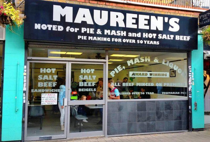 Maureen's Pie and Mash