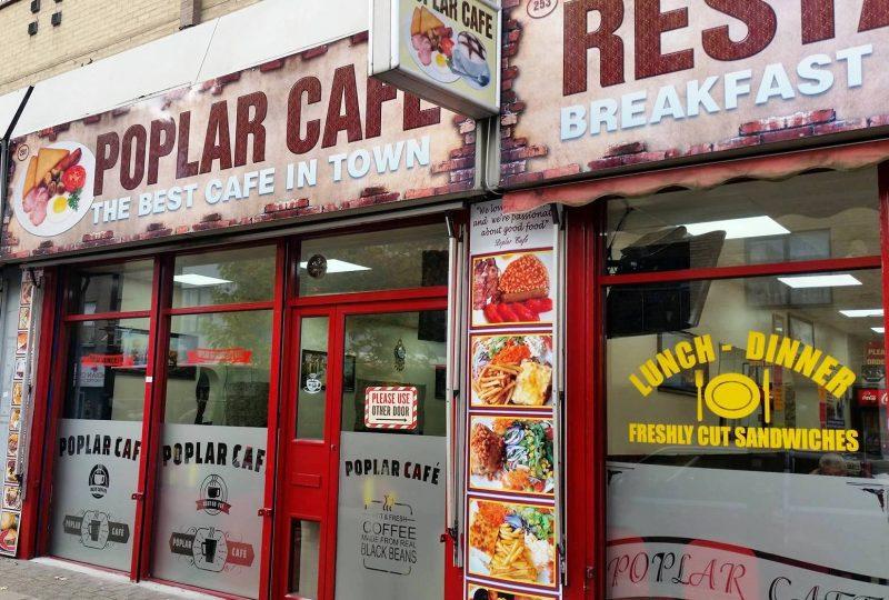 Poplar Cafe