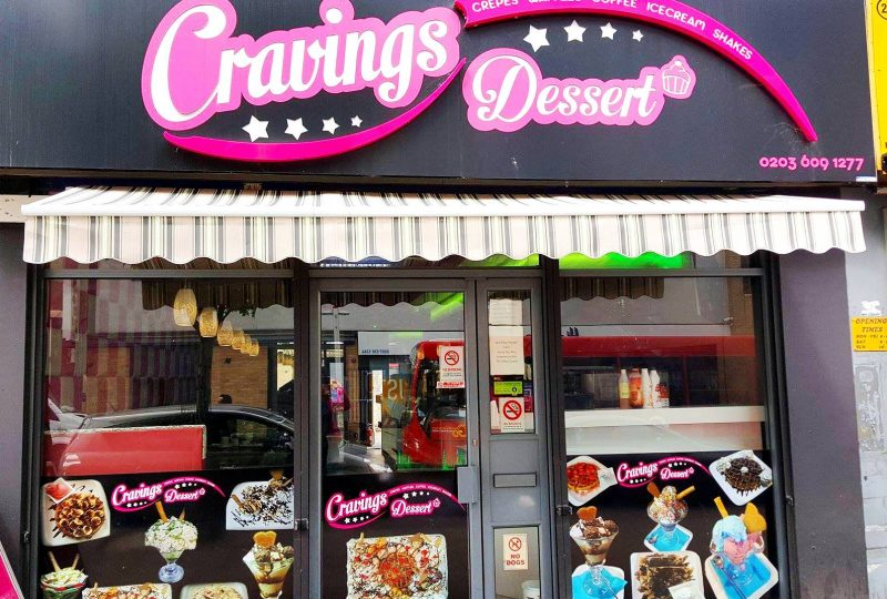 Cravings Dessert