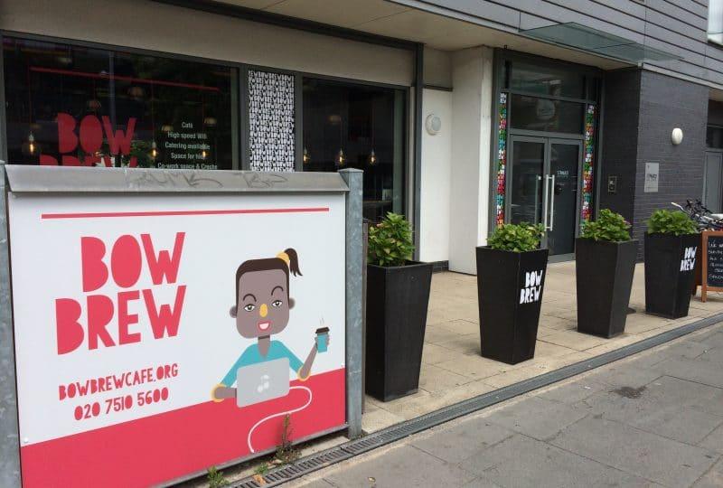 Bow Brew Cafe
