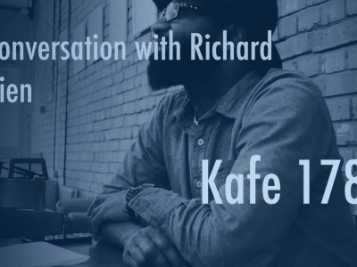 In Conversation with Richard Macien
