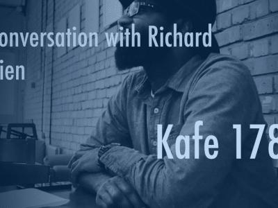 In Conversation with Richard Macien